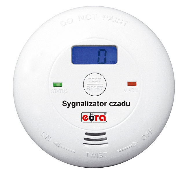 Anglies monoksido detektorius CD-28A2