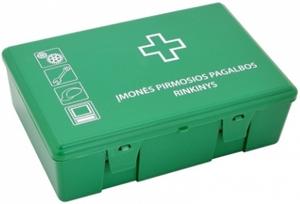 Pirmosios pagalbos vaistinėlės